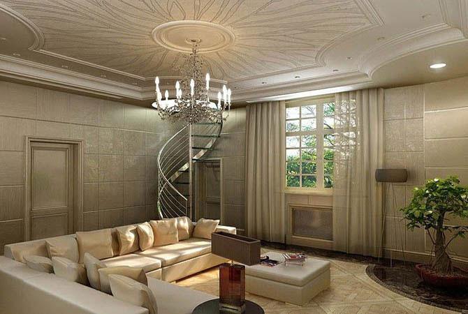 Дизайн интерьера фото коридора